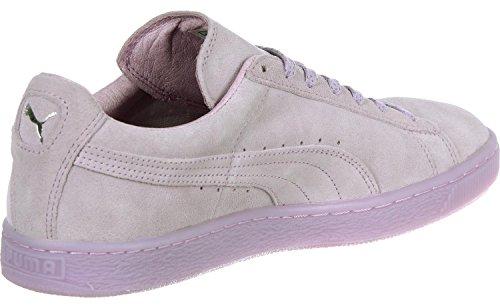PUMA Suede Classi Mono Damen Sneaker 36 lila (Puma Suede Lila)