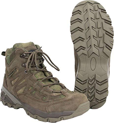 Mil-Tec Squad Stiefel 5 Inch A-TACS FG® Gr.13 US