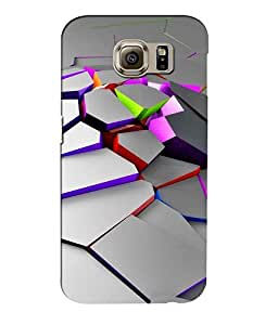 SAMSUNG S7 EDGE PRINTED BACK COVER BY aadia