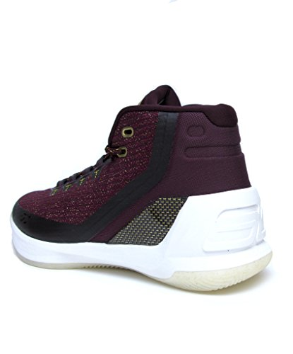 Under Armour Curry 3 Synthetik Turnschuhe Bordeaux
