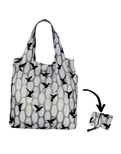 re-uz-lifestyle-shopper-pieghevole-borse-della-spesa-riutilizzabili-colibri-humming-bird-grey