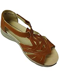 1013bd785a58 Db Shoes Wide - Extra Wide Malta Sandal 2E-4E Fitting Choice of Sizes in