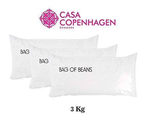 Casa Copenhagen Exotic 3 Kg Premium Bean Bag Refill/Filler …