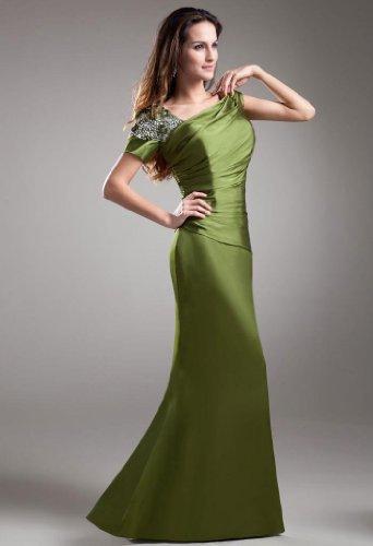 Lemandy - Robe - Manches Courtes - Femme vert Green green