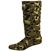 Hunter Patterned Welly Unisex Adult Socks