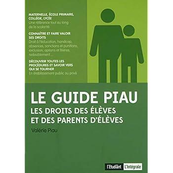 Le guide Piau - Les droits des élèves et des parents d'élèves