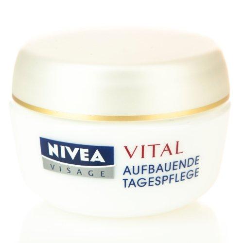 Nivea Visage Vital aufbauende Tagespflege 50ml (Visage Gesichtscreme)