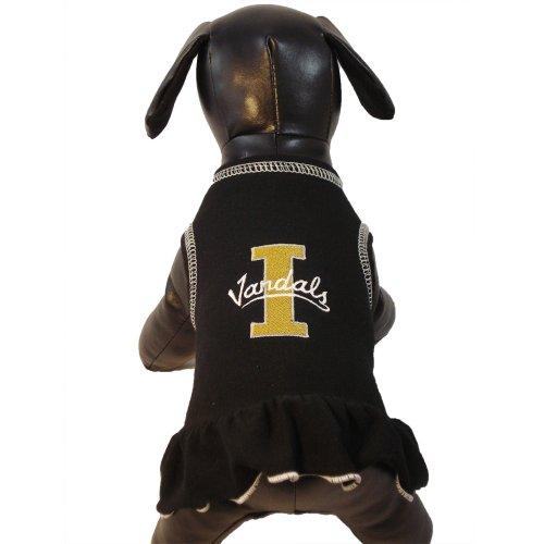Artikelbild: NCAA Idaho Vandalen Cheerleader Hund Kleid (Team Farbe, XXL)