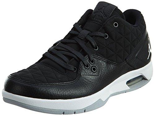 Nike Herren 845043-010 Turnschuhe Black (Schwarz / Weiß-Wolf Grau)