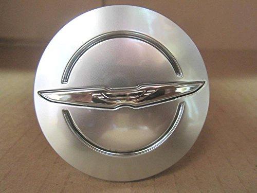 oem-mopar-2011-2012-2013-2014-chrysler-200-300-town-country-wheel-rim-center-cap-matte-silver-1lb74s