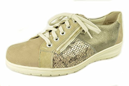 Solidus  Heaven, Chaussures de ville à lacets pour femme Multicolore