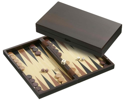 Philos-Spiele - Backgammon, 2 jugadores (Philos 4014160000000) [Importado]