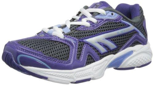Hi-Tec  R157 Jr, Chaussures de running fille Violet - Purple/Lilac/White