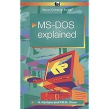 MS-DOS 6 Explained (BP) by Noel Kantaris (1993-12-01)