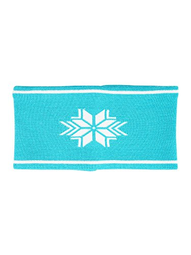 Dale of Norway - Geilo Head Band, Off White/Cobalt, One