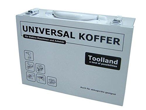 Toolland MP35 Werkzeugkoffer, 320 mm x 230 mm x 110 mm Abmessungen