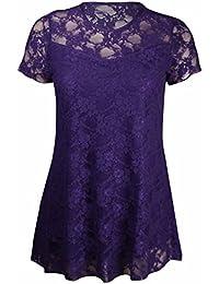 Purple Hanger - T-shirt -  Femme