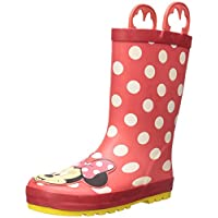 Western Chief Minnie Mouse Rain Boots Size 11