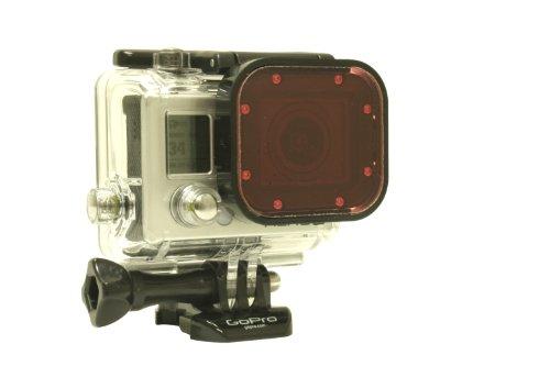 Polar Pro PGSLIM Green Water Filter Polfilter für GoPro Hero 3