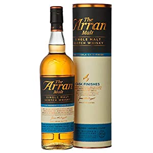 Arran Marsala Cask Finish 50%, 70cl from Isle Of Arran Distillers