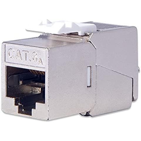 Assmann DN-93617-24 CAT6A Keystone Jack (500 Mhz)