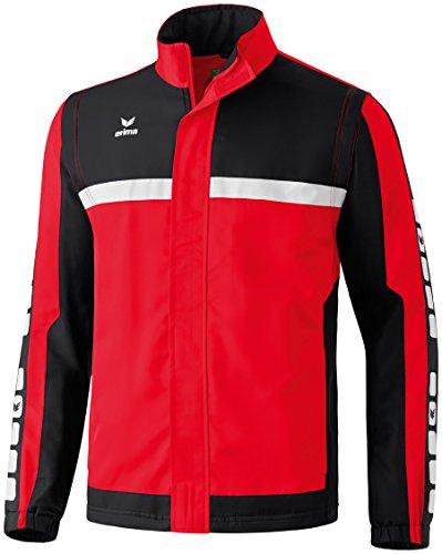 Classic 5-Cubes giacca con maniche rimovibili rosso/nero/bianco