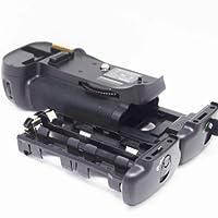 Mode d'emploi Ce design poignée d'alimentation stable et ergonomique offre un encore plus que l'original Nikon MB-D10fonctions pratiques. Il offre la Double la capacité de la batterie de votre appareil photo, prolonger le degré d'efficacité de temps...