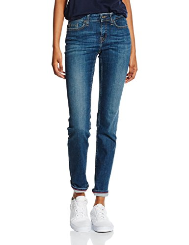 Tommy Hilfiger Rome Rw Willow, Jeans Femme Bleu - Blue (Willow)