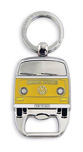 Brisa VW Collection VW T2 Bulli Bus Schlüsselanhänger/Flaschenöffner - Orange