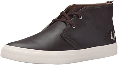 Fred Perry Fp Vernon Mid - - Hombre