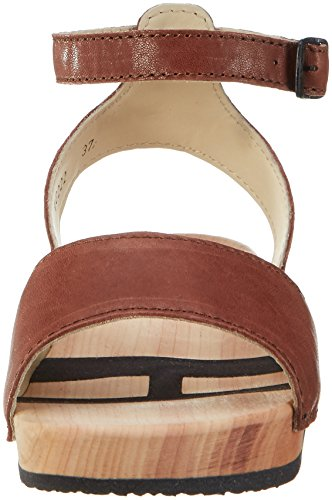 Woody - Jana, Pantofole Donna Marrone (Copper)