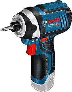 Bosch GDR 12V-105 - Atornillador de impacto (Litio-Ion polímero, 12 V) Negro, Azul (B003VEILWG) | Amazon Products