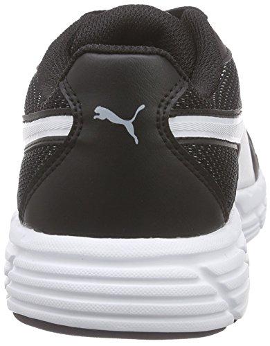 Puma - Axis V4 Mesh, Scarpe da ginnastica Unisex – Adulto Schwarz (black-white 01)