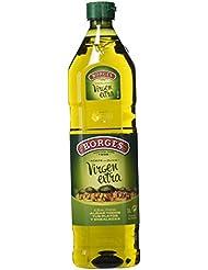 Borges - Aceite de Oliva Virgen Extra - Botella de 1 Litro.