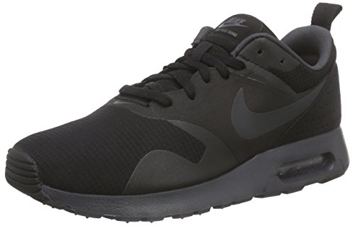 Nike  Air Max Tavas, Gymnastique  homme Noir (Black/Anthracite/Black)