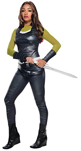 Guardians Of The Galaxy Vol 2 Gamora Costume Adult ()