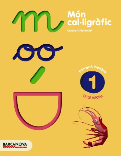 Món cal·ligràfic 1 (Materials Educatius - Material Complementari Primària) - 9788448927042