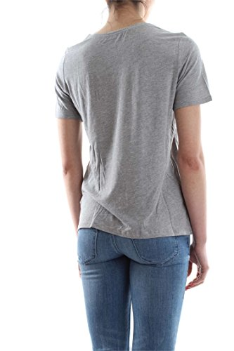 ONLY 15143223 VALENTINE T-SHIRT Damen Light Grey