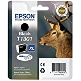 Epson original - Epson Stylus Office BX 635 FWD (T1301 / C13T13014022) - Tintenpatrone schwarz - 25,4ml