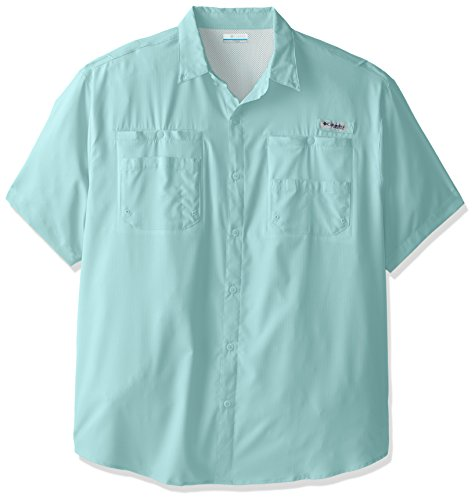Columbia Men's Tamiami Ii Short Sleeve Shirt, Moxie, XX-Large (Columbia Herren Fleece-jacke Braun)