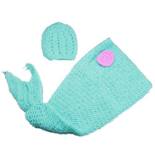Imagen de v sol bebé recién nacido niño niña algodón aminal beanie sombreros ropa disfraz fotografía proposición 3 6 meses