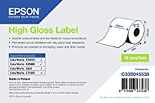 Epson Rot.Carta Cont.Adesiva High Gloss Label