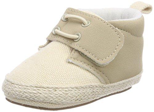 Sterntaler Baby Jungen Schuh Sneaker, Beige (Sandstein), 15/16 EU