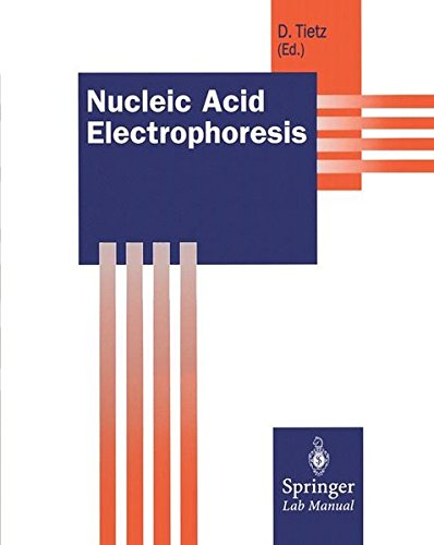 NUCLEIC ACID ELECTROPHORESIS. : With 62 figures and 10 tables