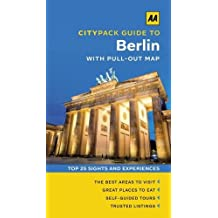 AA CityPack Berlin (Travel Guide) (AA CityPack Guides)