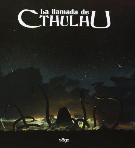 Edge Entertainment-La La Llamada De Cthulhu - Español, (EECHCC01)