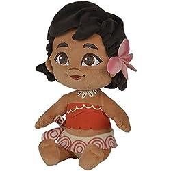 VAIANA BABY Peluche 25cm du film Disney 2016 MOANA Oceania Vaiana