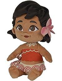 BABY VAIANA Bebe' Peluche 25cm Felpa de la película Disney MOANA Oceania