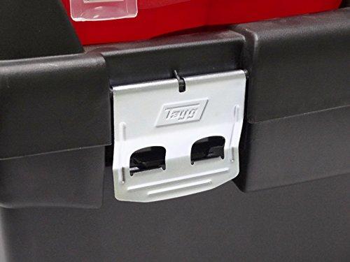 Tayg 450-E Werkzeugkoffer aus Plastik/Aluminium - 5
