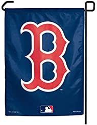 MLB Drapeau de jardin Boston Red Sox 28 x 38 cm